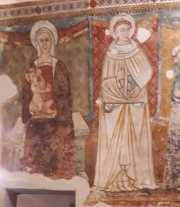 petrella affreschi
